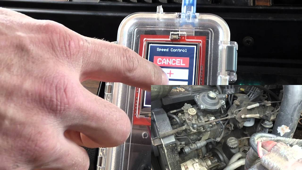 Rpm Tach Wiring Diy Touchscreen Preheat And Rpm Control For 1st Gen