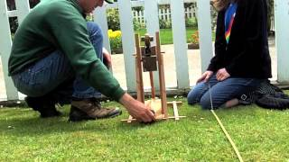 Building A Trebuchet - Part 3 The Results
