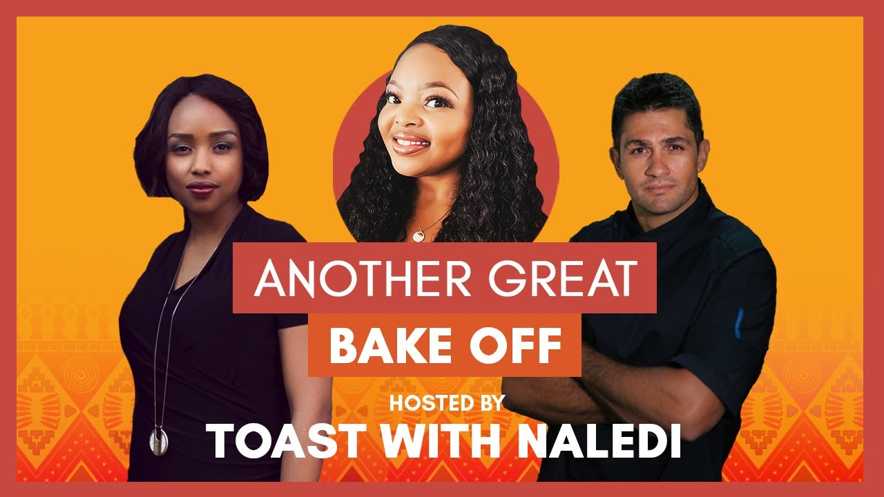 The Great Kenyan Bake Off Watch Party - #HotSpot with Toast with Naledi - Ep 9   DStv