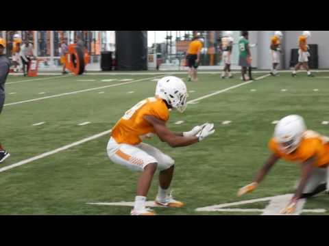 Tennessee Spring Practice: 4/18/17