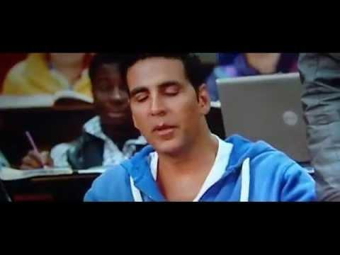 Akshay Kumar's dialogue from - Desi Boyz.