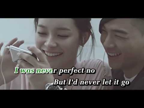 Taeyang - Wedding Dress (Karaoke)