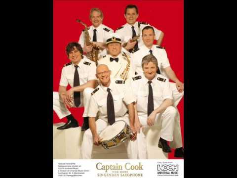 Captain Cook - Sail Along Silvery Moon