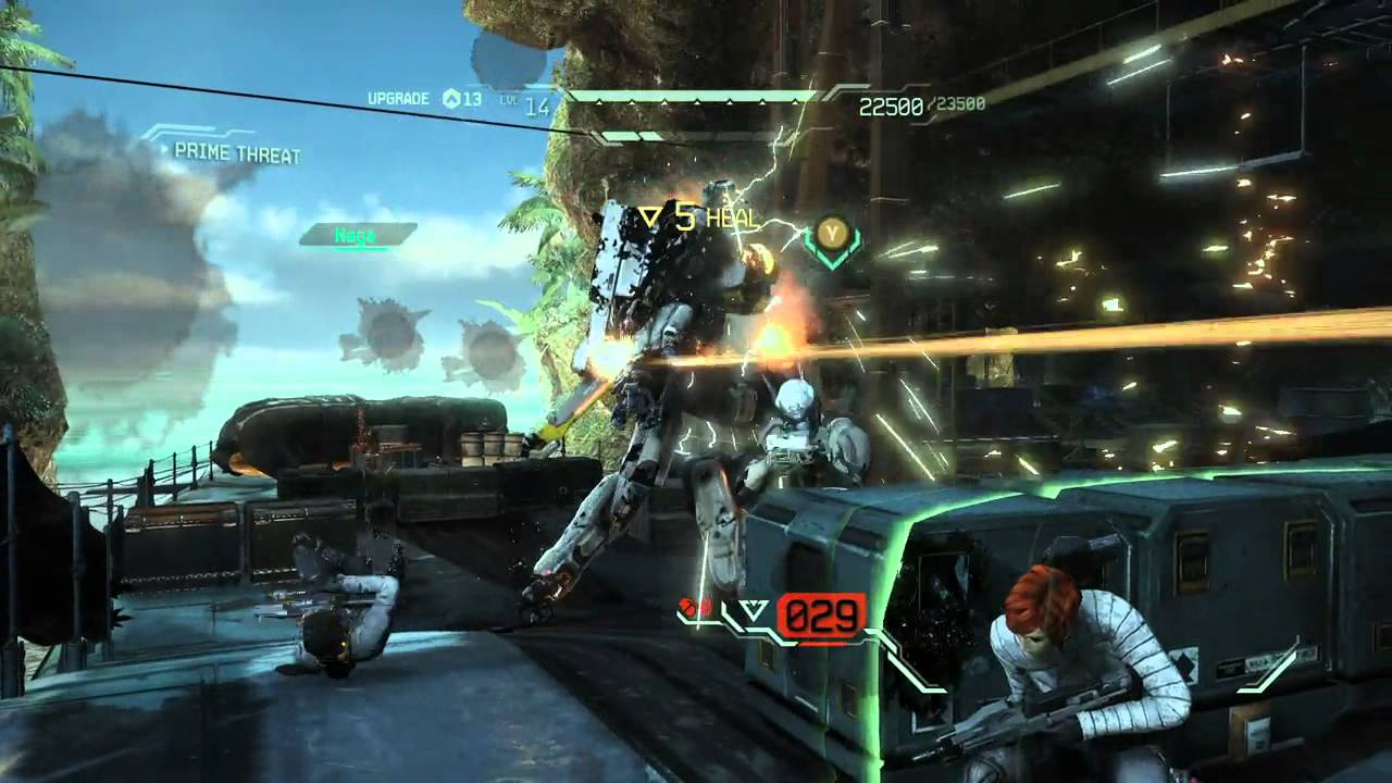 fuse xbox 360 release date [ 1280 x 720 Pixel ]
