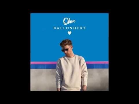 Olson Ballonherz Single 2014