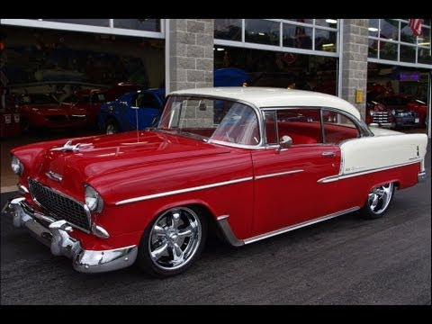 1955 Chevrolet Pick Up Street Rod Doovi