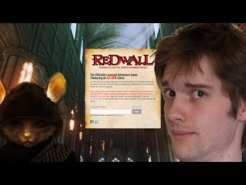 Tom Thinks He's Excited for the Redwall Game