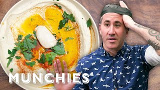 How to Make Hummus in 5 Minutes With Michael Solomonov