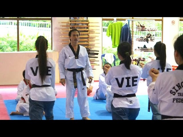Acme Poomsae Training Camp 2014
