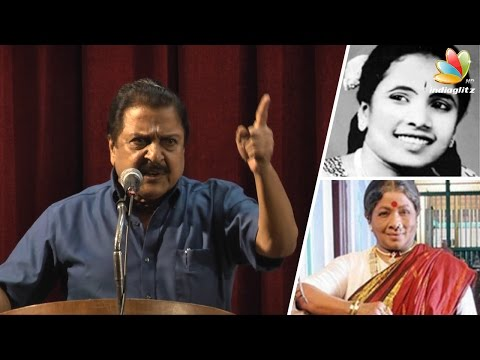 Manorama's career won but personal life failed : Sivakumar Speech