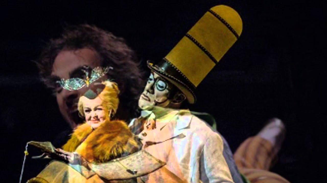 Cirque Du Soleil: KURIOS Cabinet des Curiosities Finale ...