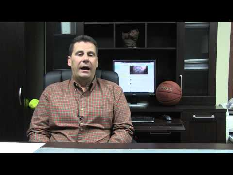 2014 Central Arkansas Basketball: Mike Martin