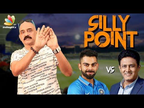 REAL REASON behind Virat Kohli - Anil Kumble's Rift | Bosskey's Silly Point