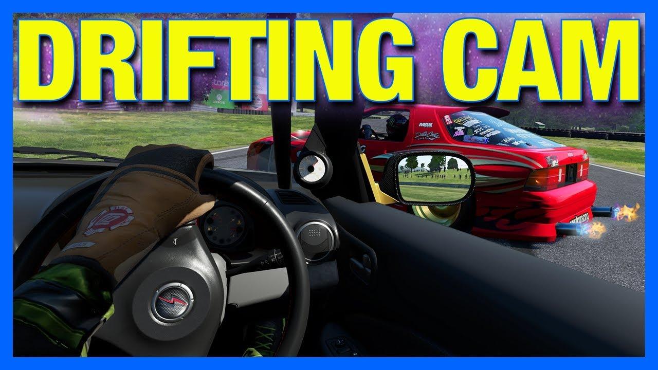 Forza 7 New Drifting Camera Youtube