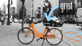 The radical history and dockless future of bikeshares thumbnail