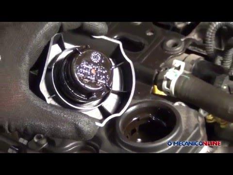 Flushing - Limpeza interna de motor