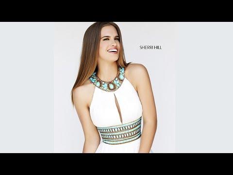 review-of-sherri-hill-11086-keyhole-bodice-halter-neckline-prom-dress