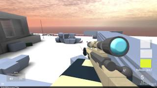 A Old Clip From Last Strike (Roblox)