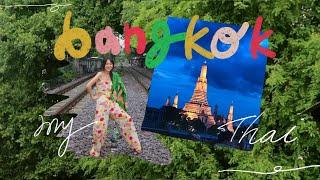VLOG 태국 방콕여행 브이로그세 모녀 여행기