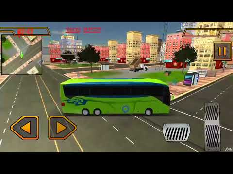 OFFROAD TOURIST BUS DRIVING 3D | BUS DRIVE SIMULATOR | RACING GAME 2018