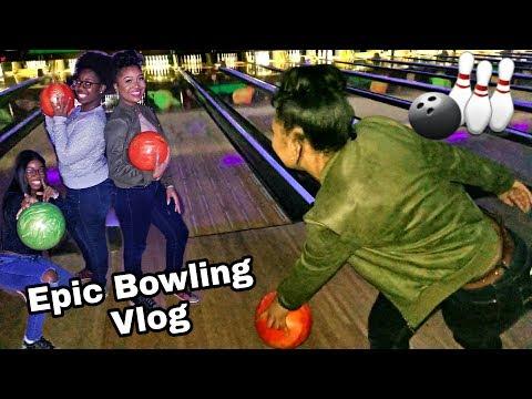 AllofdestinyDaily: Bowling After Dark Got Serious!  Lit Rap Music Playlist 2018