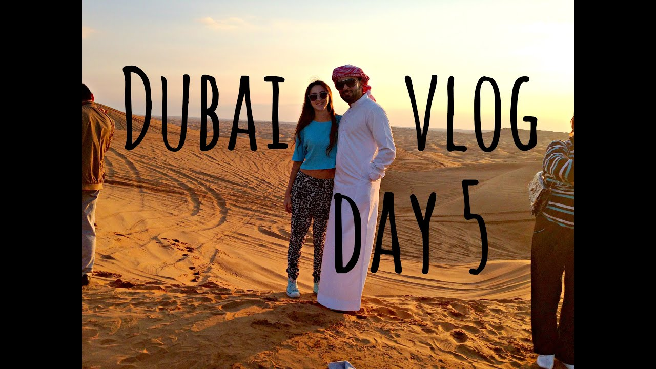 Dubai Safari Tour Youtube