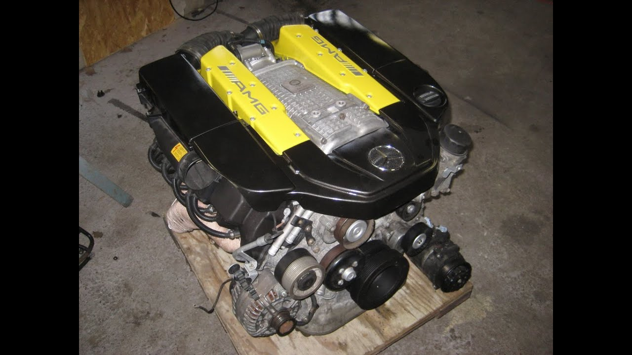 w210 e55 amg kompressor dyno techinfo 100-200 testdrive, exhaust