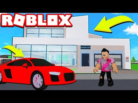 BUYING THE NEW MODERN MANSION!! (Roblox Robloxian Highschool Update)