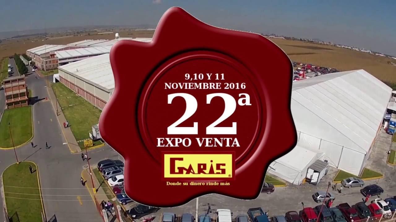 22a Expo Venta Garis