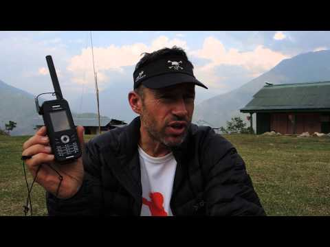 British Adventurer & Campaigner Adrian Hayes Uses Thuraya Satcom to Save Lives in Nepal