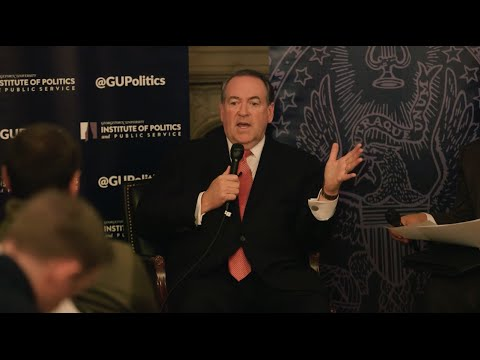 Reflections on Running: Mike Huckabee
