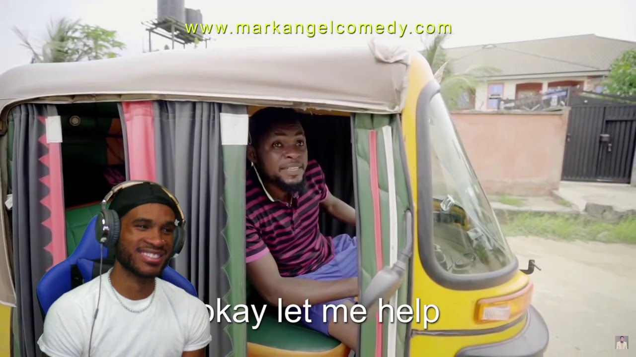 Download Good Luck (Mark Angel Comedy) (Episode 264) Reaction