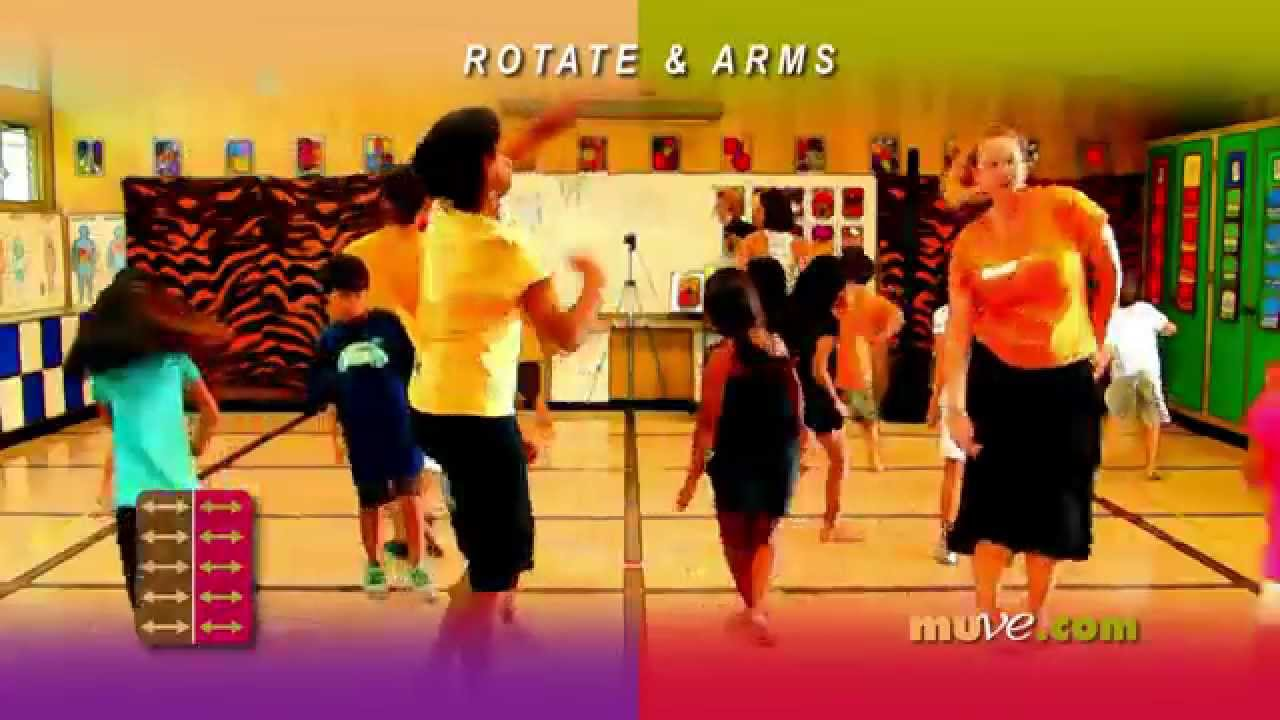 Kids Exercise in School with MUVE's Creative Dance Activity ...
