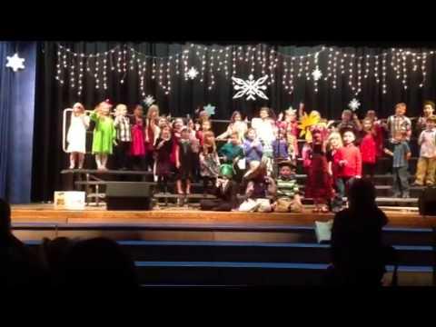 Mercersburg Elementary School Winter Concert-part 2
