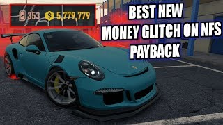 NFS PAYBACK *NEW* UNLIMITED MONEY GLITCH 2018!