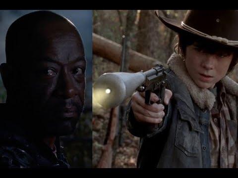 NEW Behind The Scenes Promo Breakdown! Can Carl Survive? The Walking Dead Season 8B