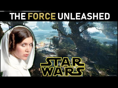 Starkiller's Attack Near the Wookies | The Force Unleashed | Kashyyyk - Ep 4 from YouTube · Duration:  25 minutes 3 seconds