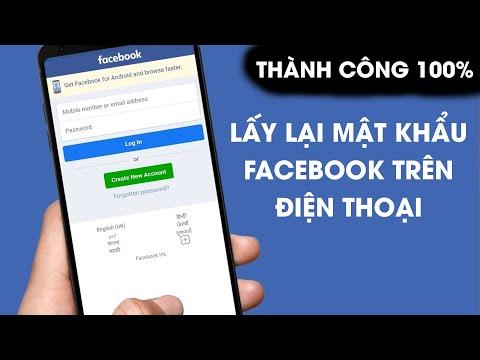 cách hack pass facebook trên điện thoại - Cách lấy lại mật khẩu Facebook trên điện thoại thành công 100%