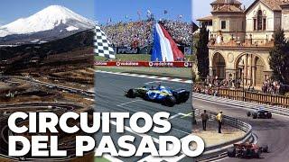 TOP 5 - Circuitos que deberían regresar a la Fórmula 1 | Efeuno