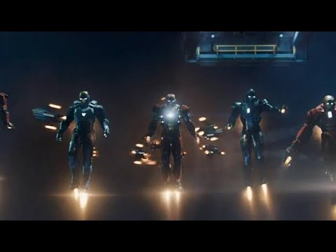 Download Iron Man - 3 Final Battle Fight Scene in Hindi (Part 1) Top Clips Official By immyrkst
