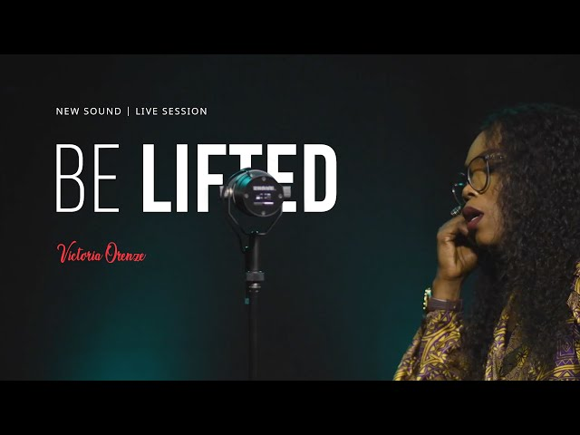 VICTORIA ORENZE -  BE LIFTED (COVER)