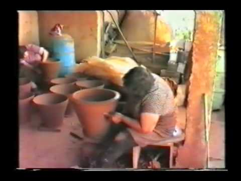 WOMEN POTTERS OF CYPRUS