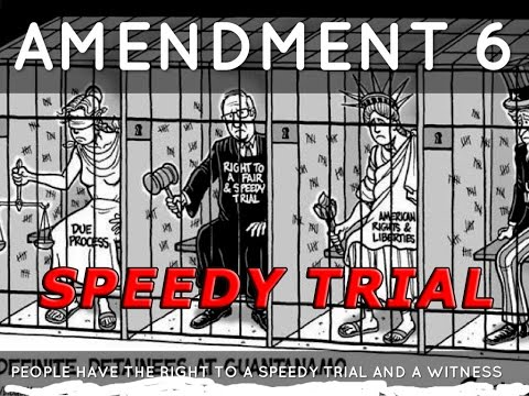 6th ammendment Sixth amendment--defendant's right to confront witnesses: constitutionality of  protective measures in child sexual assault cases rachel i wollitzer.
