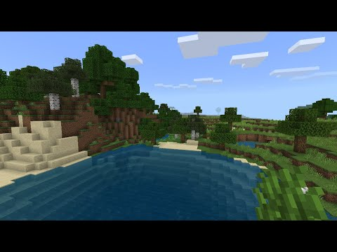 Pewdiepie S Minecraft World On Mcpe Without The Buildings Youtube