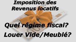Impot Des Locations Conseil Calcul Comment Declarer Vos Loyers