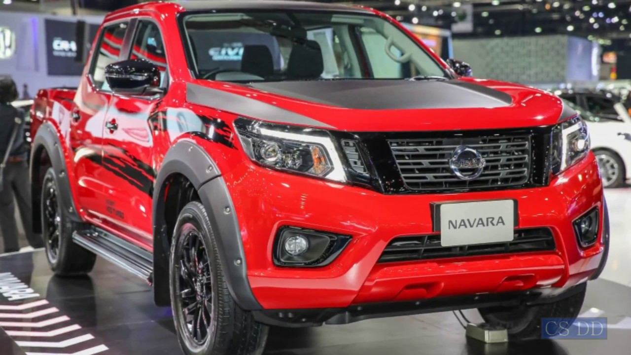 2017 Nissan NP300 Navara Black Edition - YouTube