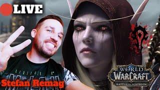 🔴 Live   World Of Warcraft  Battle For Azeroth Druid | Hunter | Demon Hunter Gameplay 😃💪✌👊