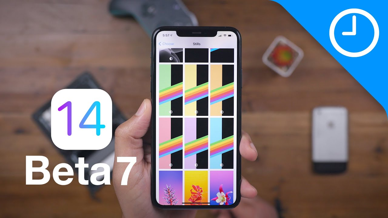 Ios 14 Beta 7 Features Changes New Wallpapers Youtube