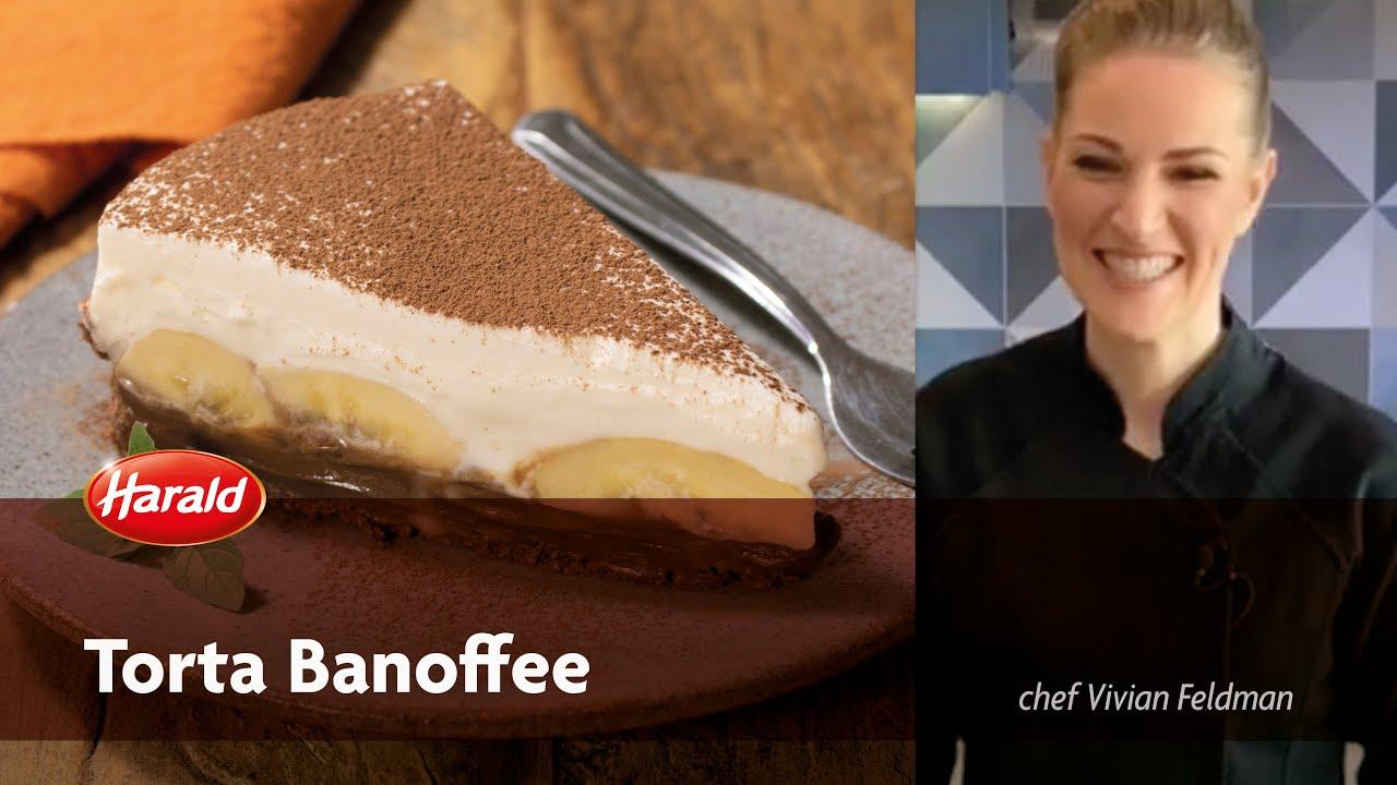 Torta Banoffee - Vivian Feldman