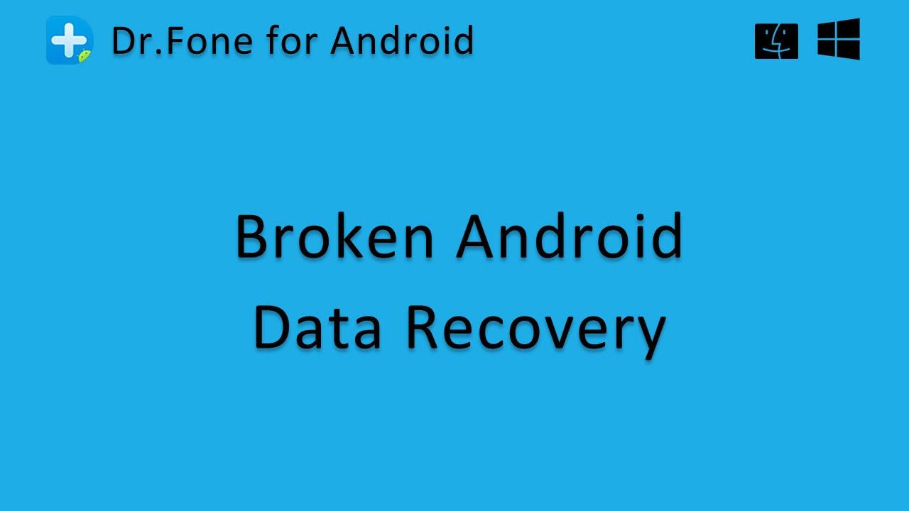 How to Recover Text Messages from Broken Android Devices